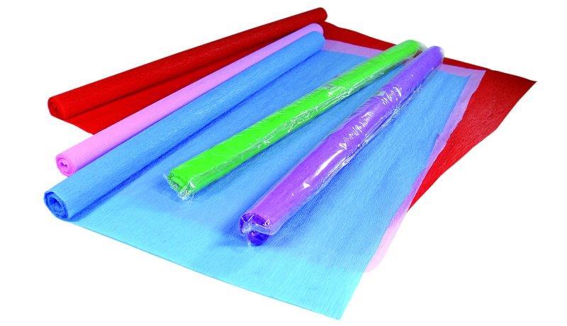 Fábrica de papel crepom