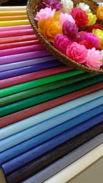 Indústria de papel crepom