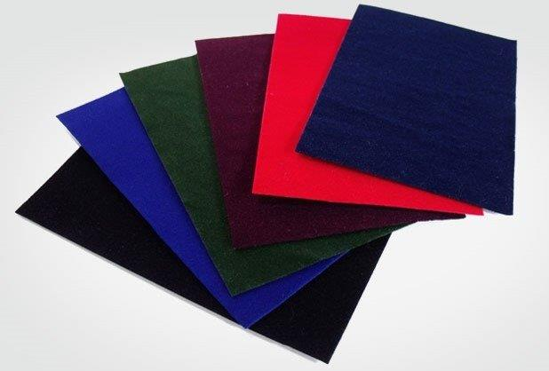 Fábrica de papel veludo