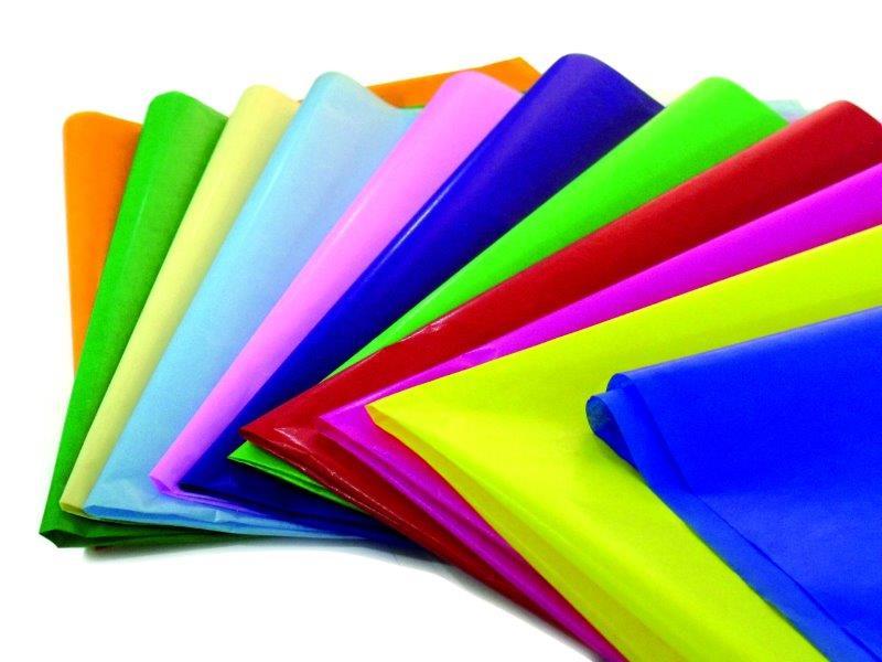 Fabricante papel de seda