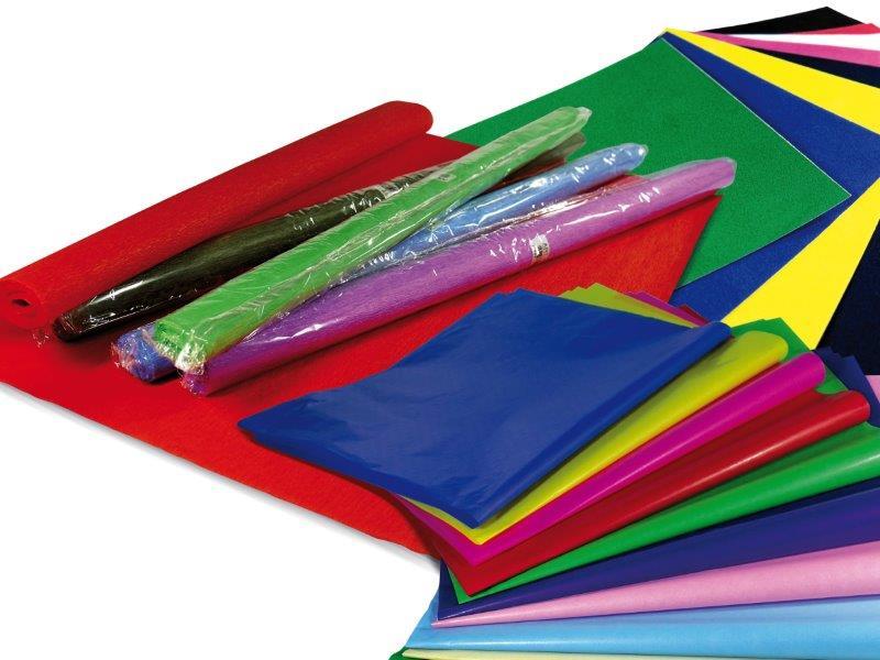 Indústria de papel de seda